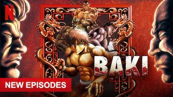 BAKI: The Great Raitai Tournament Saga