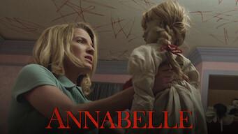Is Annabelle 2014 On Netflix Usa